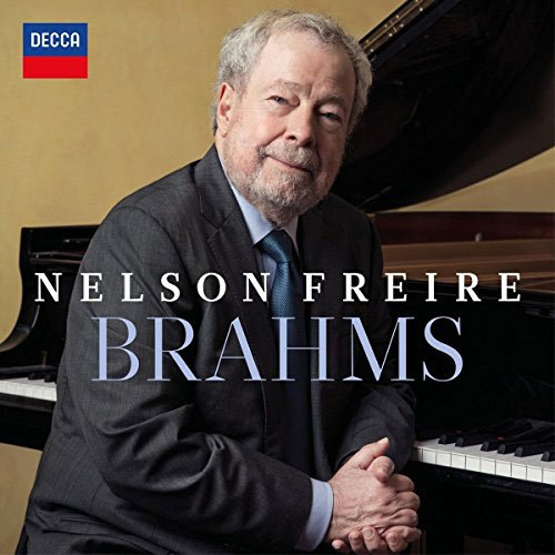 Image of   Nelson Freire - Brahms Recital - CD