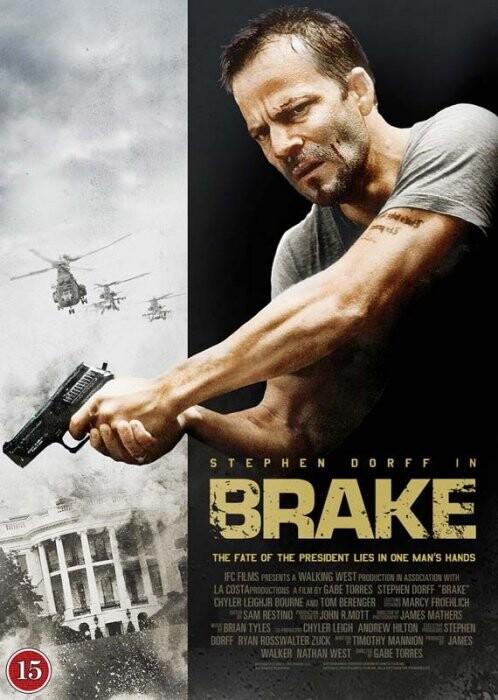 Image of   Brake - DVD - Film