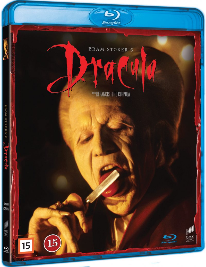 Image of   Dracula - Bram Stoker - Blu-Ray