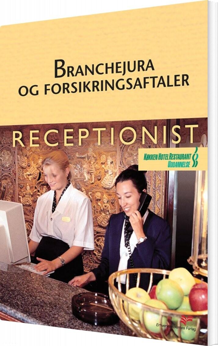 Image of   Branchejura Og Forsikringsaftaler - Gry Asnæs - Bog