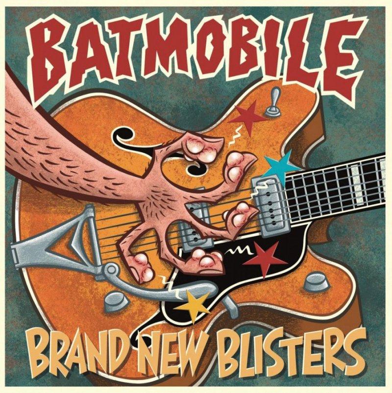 Image of   Batmobile - Brand New Blisters - Vinyl / LP