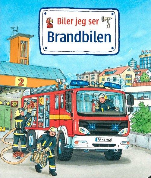 Brandbilen - Susanne Gernhäuser - Bog