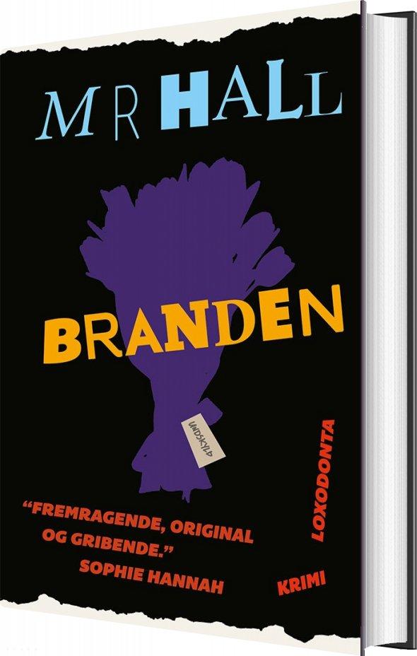 Branden - Mr. Hall - Bog