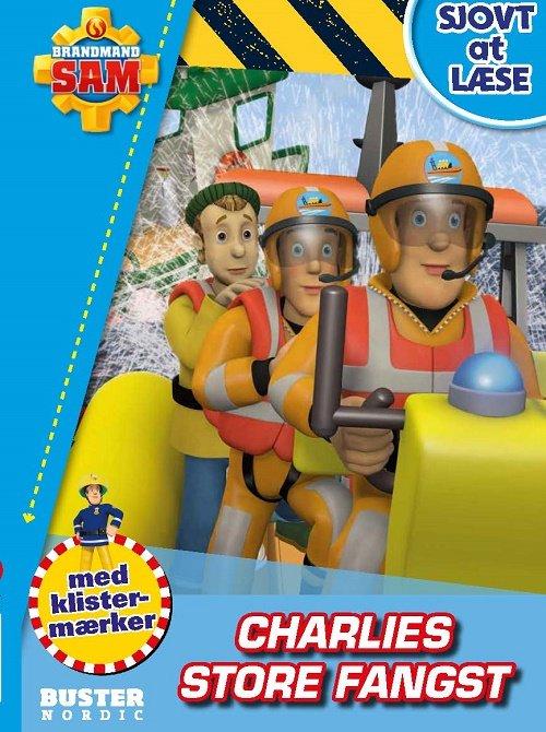 Brandmand Sam: Sjovt At Læse - Charlies Store Fangst - Diverse - Bog