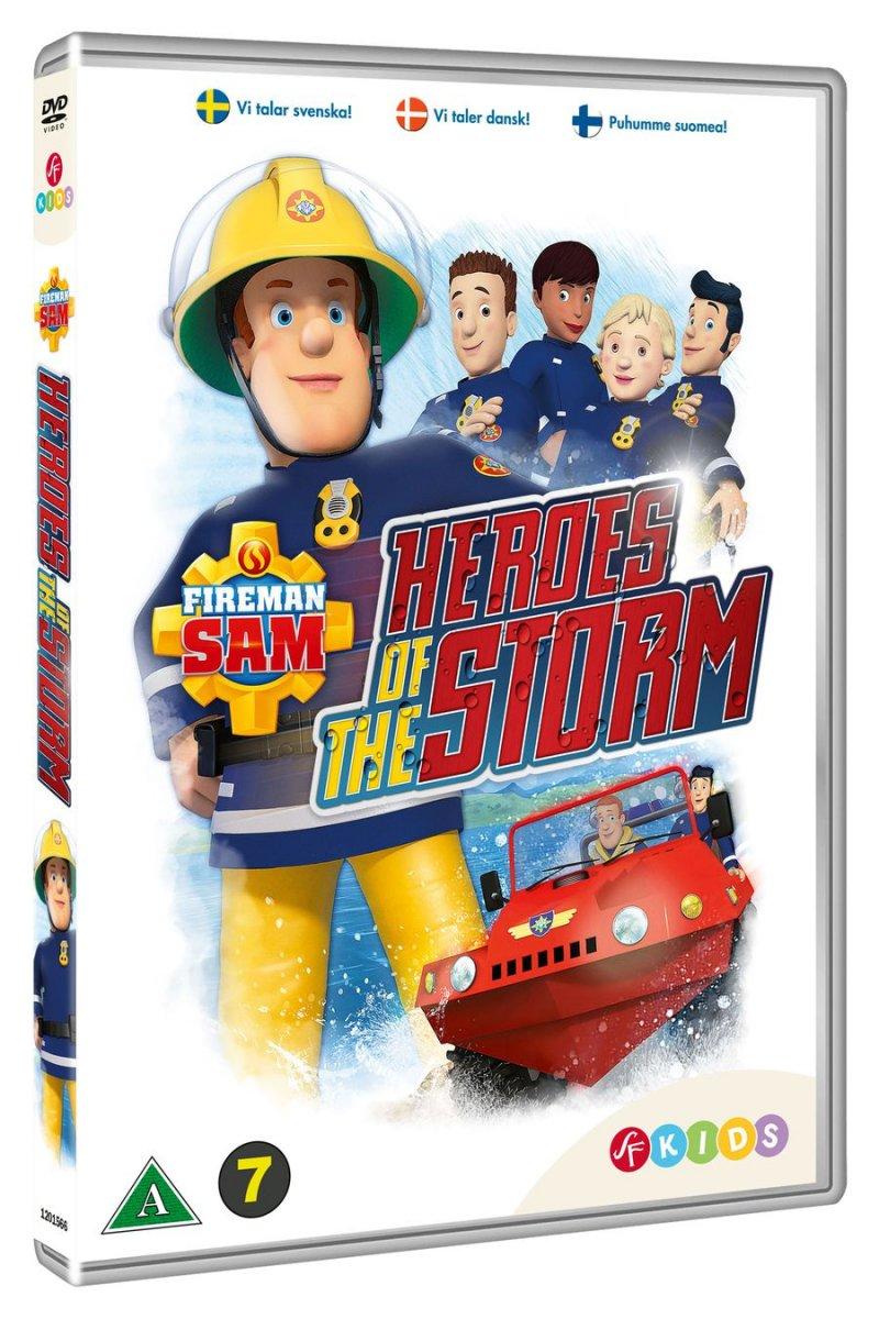 Billede af Brandmand Sam - Stormens Helte - DVD - Film