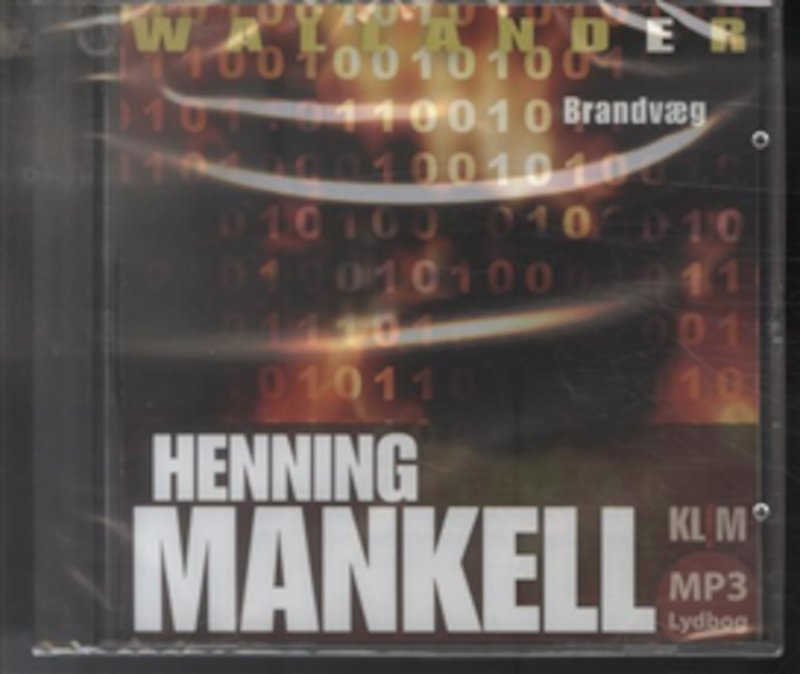Image of   Brandvæg Mp3 - Henning Mankell - Cd Lydbog