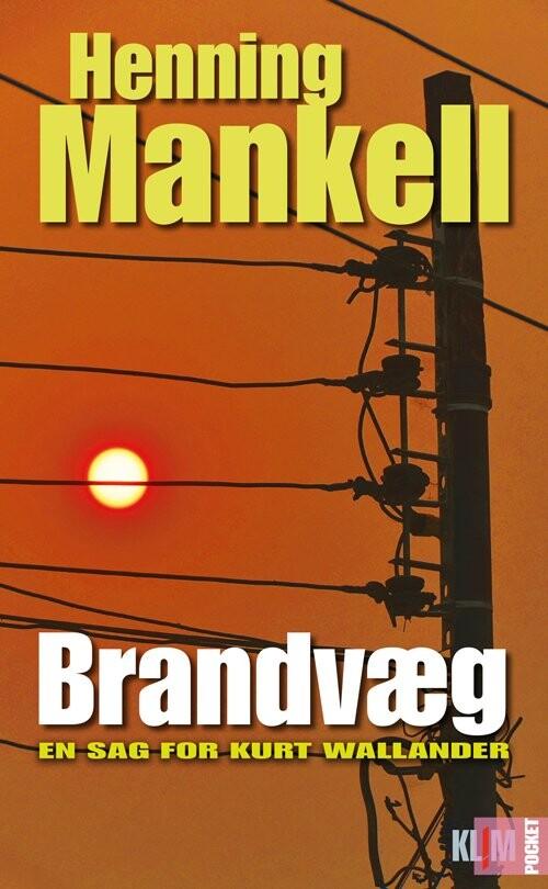 Image of   Brandvæg - Pocket - Henning Mankell - Bog