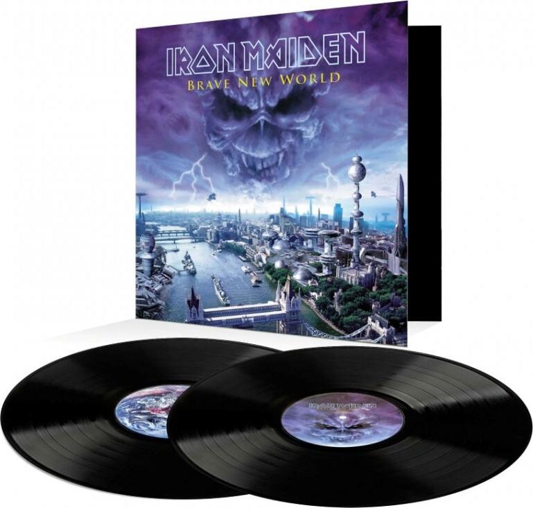 Image of   Iron Maiden - Brave New World - Vinyl / LP