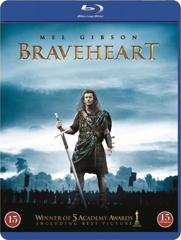 Image of   Braveheart - Blu-Ray