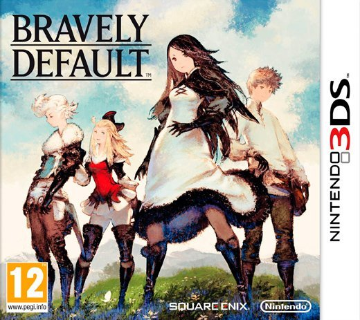 Image of   Bravely Default: Flying Fairy - Nintendo 3DS
