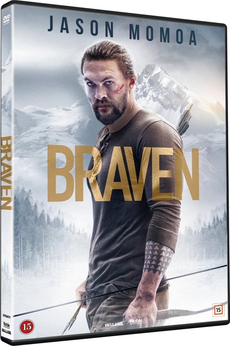 Image of   Braven - 2018 - DVD - Film