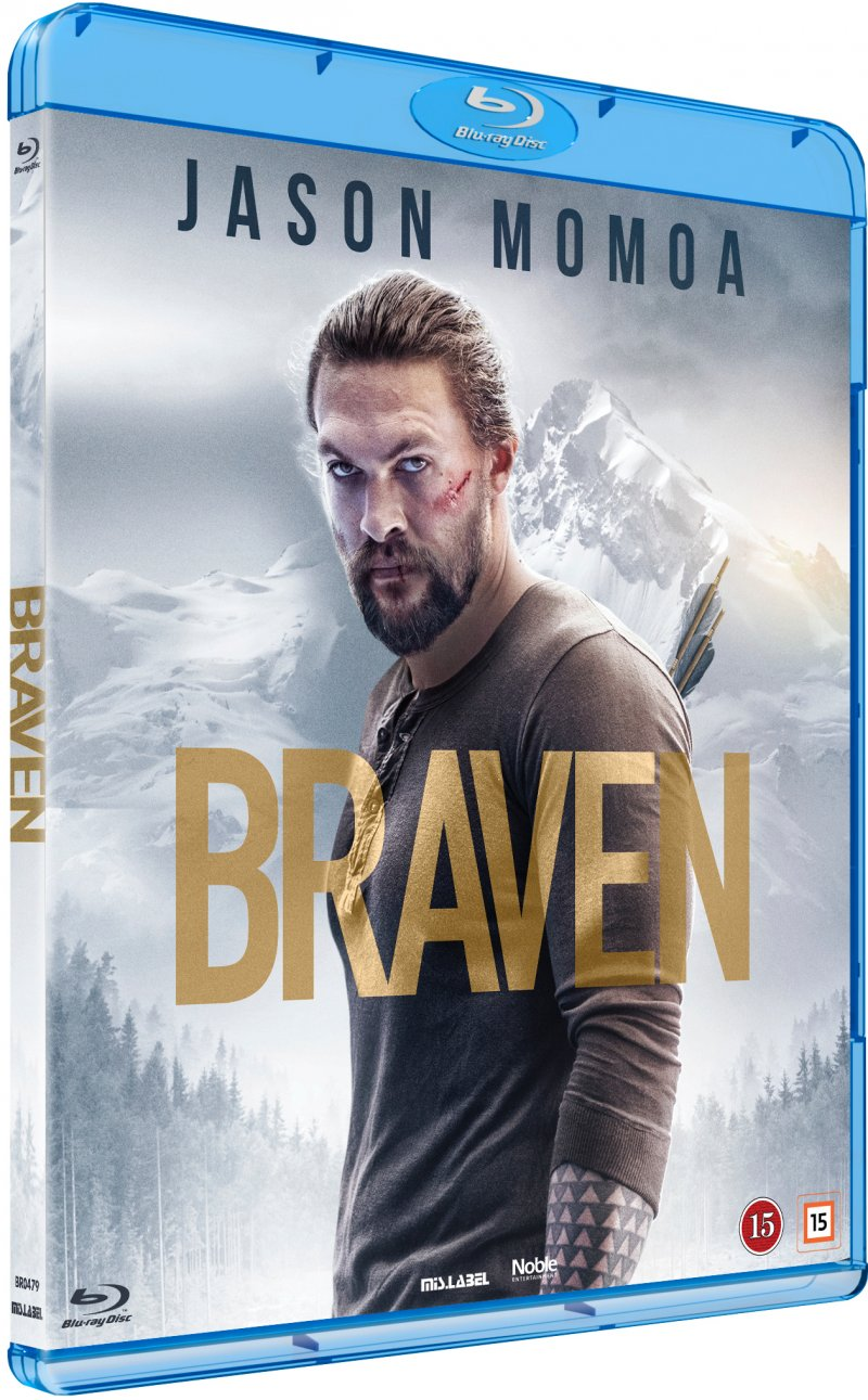 Image of   Braven - 2018 - Blu-Ray