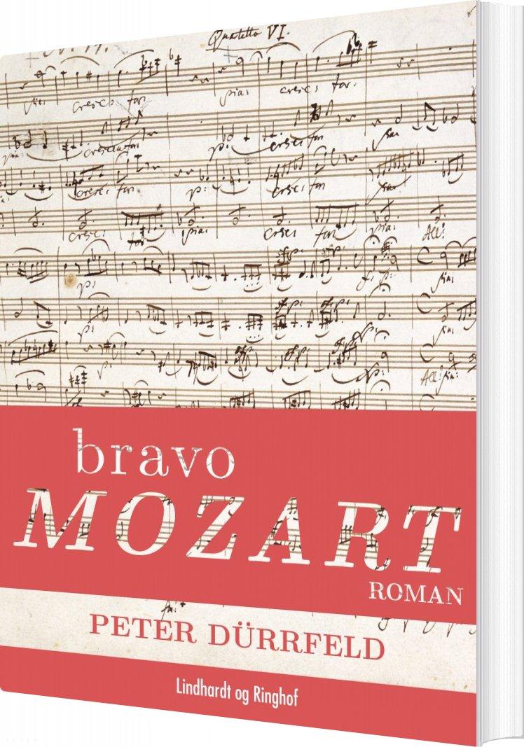 Bravo Mozart - Peter Dürrfeld - Bog