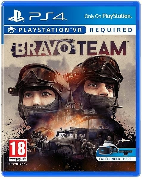 Vellidte Bravo Team - Vr ps4 → Køb billigt her BV-95