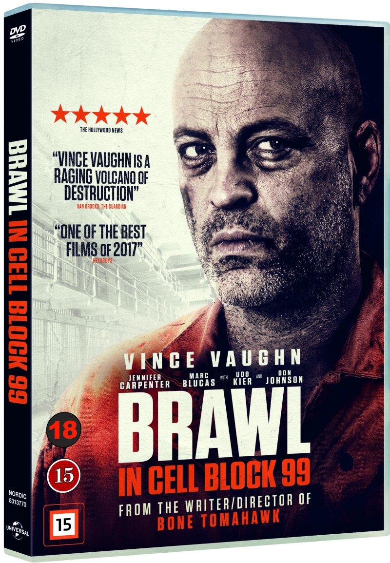 Image of   Brawl In Cell Block 99 - DVD - Film