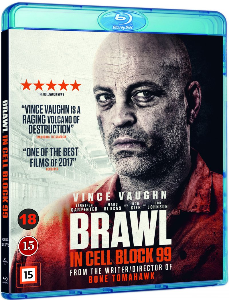 Image of   Brawl In Cell Block 99 - Blu-Ray
