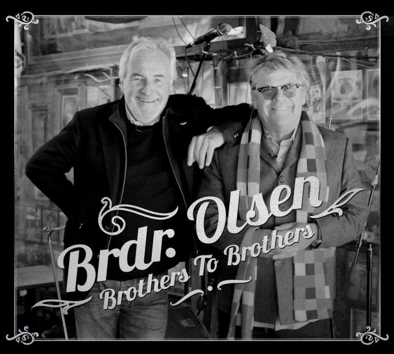 Billede af Brdr. Olsen - Brothers To Brothers - CD