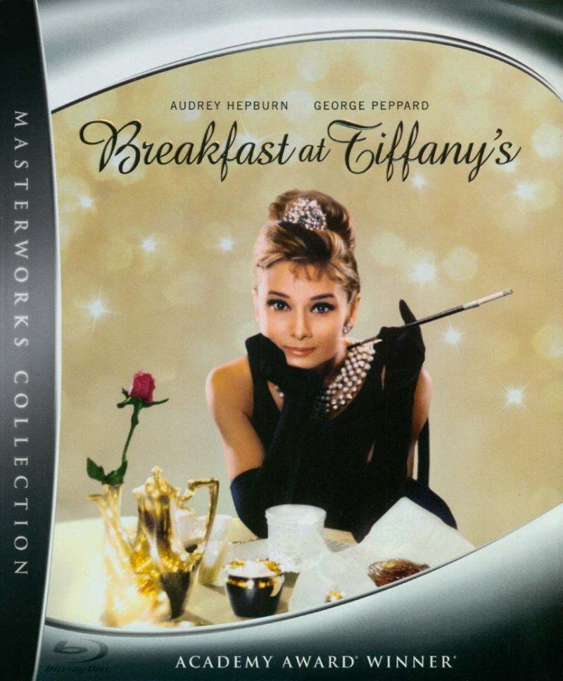 Image of   Breakfast At Tiffanys - Blu-Ray