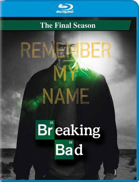 Image of   Breaking Bad - Sæson 5 Del 2 - Blu-Ray - Tv-serie