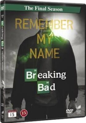 Image of   Breaking Bad - Sæson 5 Del 2 - DVD - Tv-serie