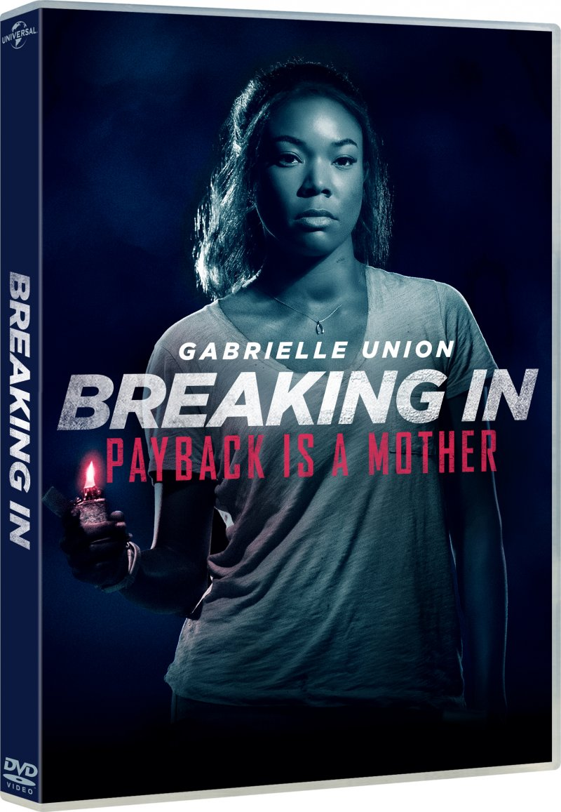 Image of   Breaking In - Gabrielle Union - 2018 - DVD - Film