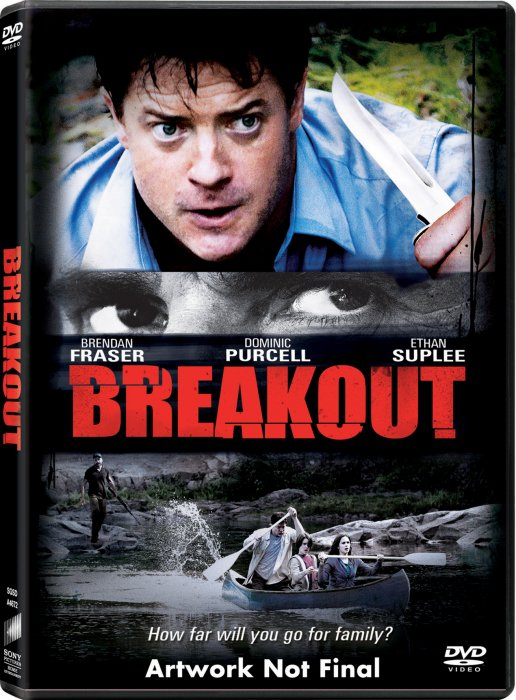 Image of   Breakout - DVD - Film