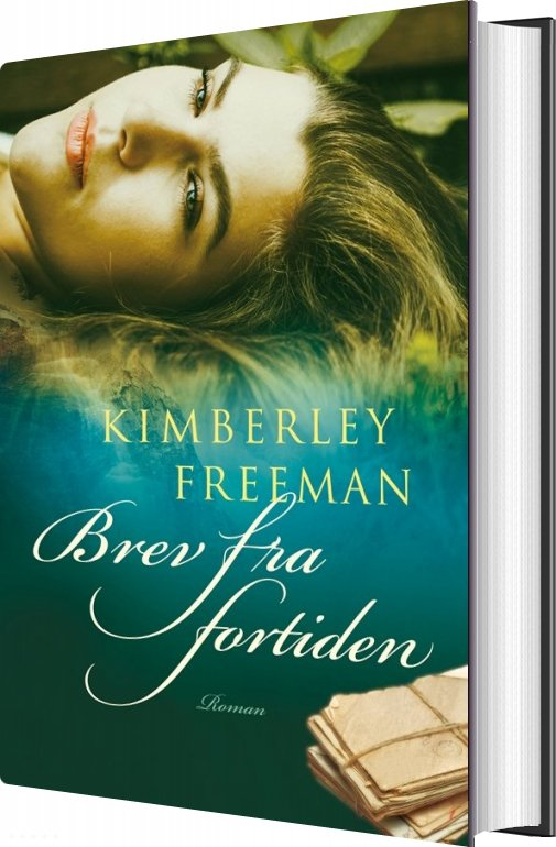 Image of   Brev Fra Fortiden - Kimberley Freeman - Bog