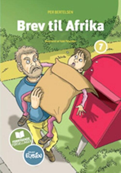 Image of   Brev Til Afrika - Per Bertelsen - Bog