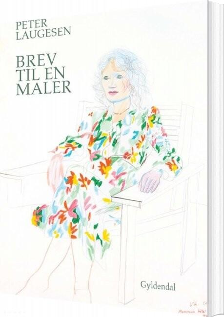 Image of   Brev Til En Maler - Peter Laugesen - Bog