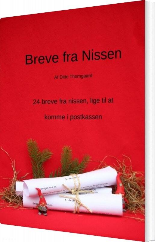 Image of   Breve Fra Nissen - Ditte Thorngaard - Bog