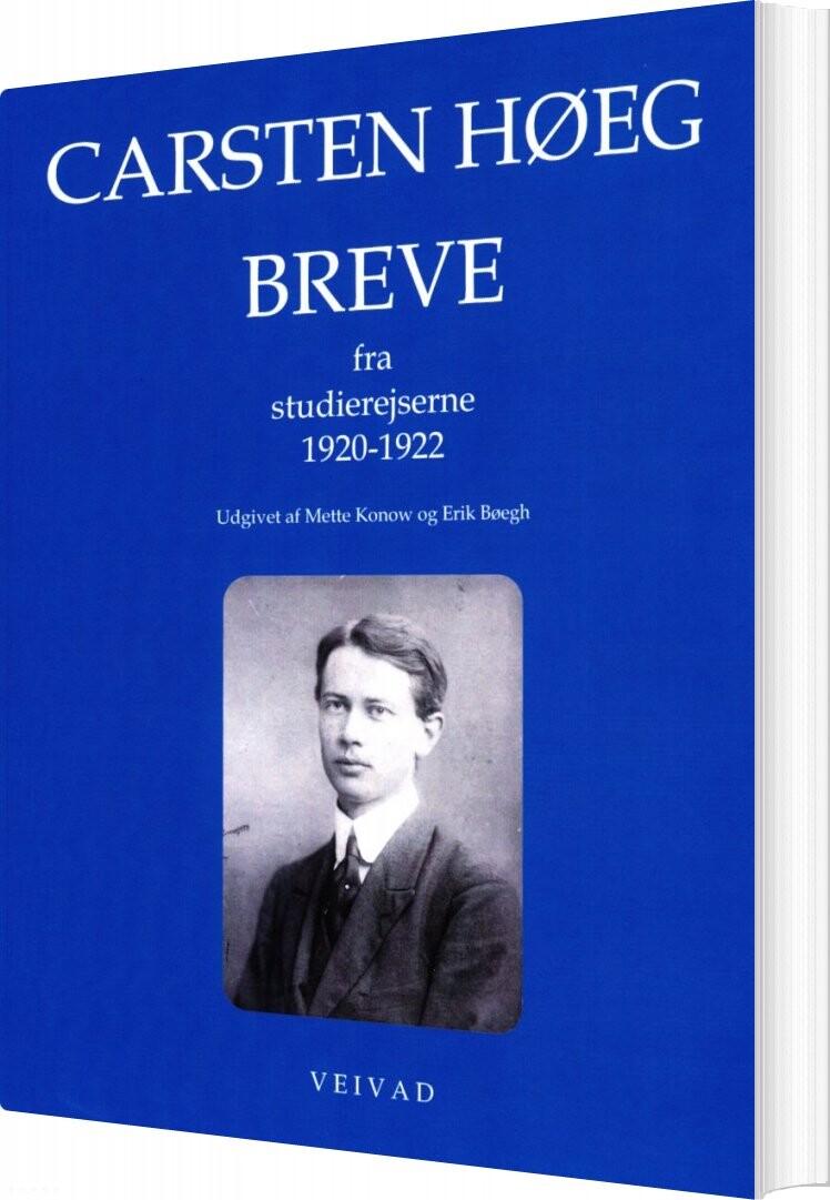Image of   Breve - Carsten Høeg - Bog