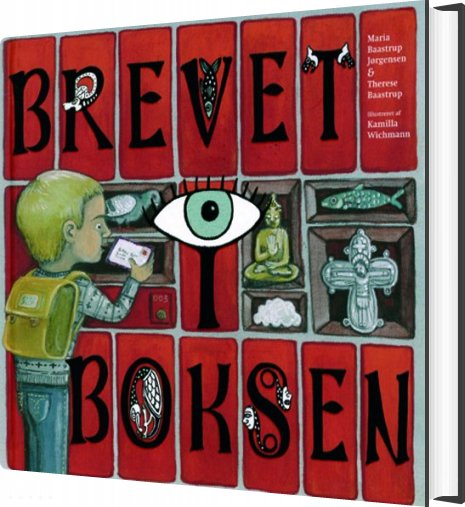 Brevet I Boksen, Elevbog - Therese Baastrup - Bog