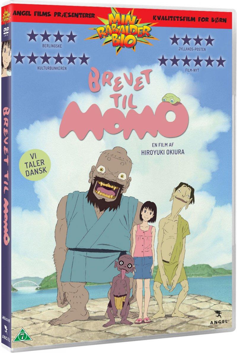 Billede af Brevet Til Momo - DVD - Film