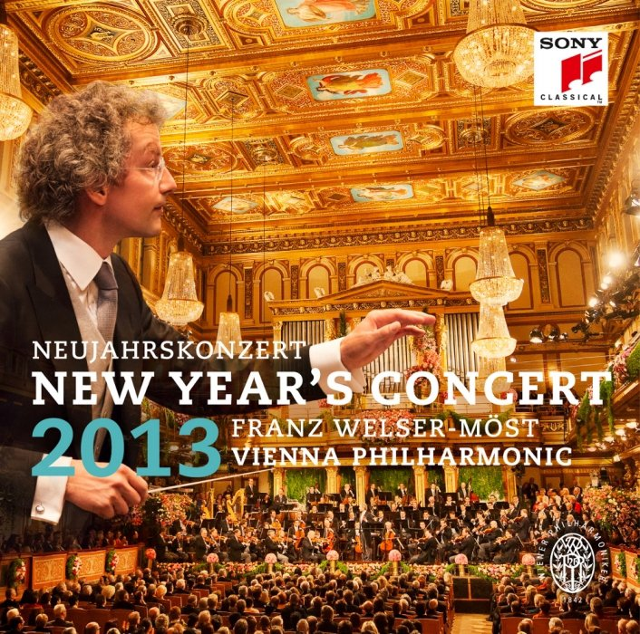 Image of   Franz Welser-most - New Years Concert 2013 - CD