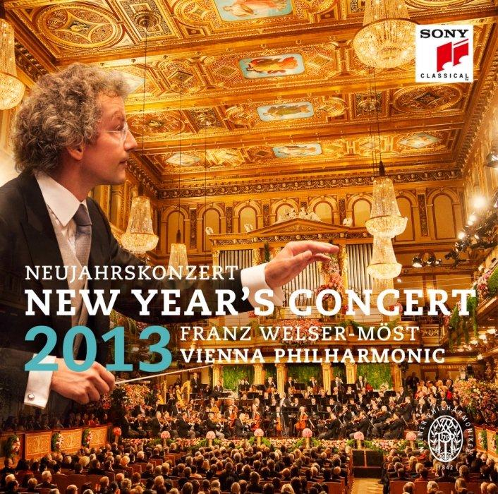 Image of   Franz Welser-most - New Years Concert 2013 - CD