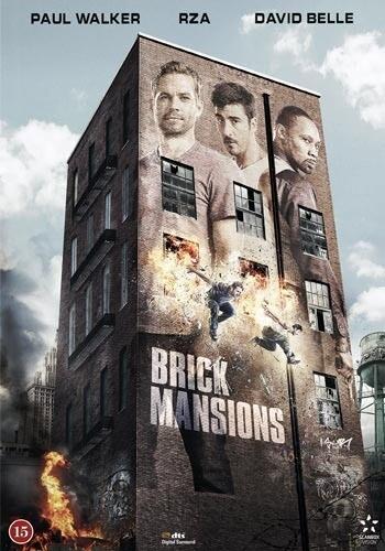 Image of   Brick Mansions - DVD - Film