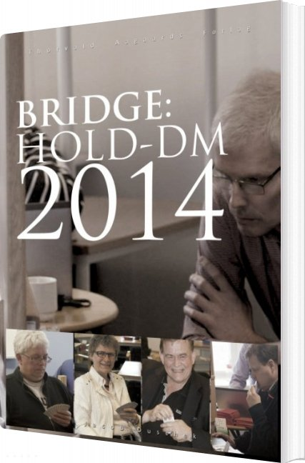 Image of   Bridge: Hold-dm 2014 - Duschek Jacob - Bog