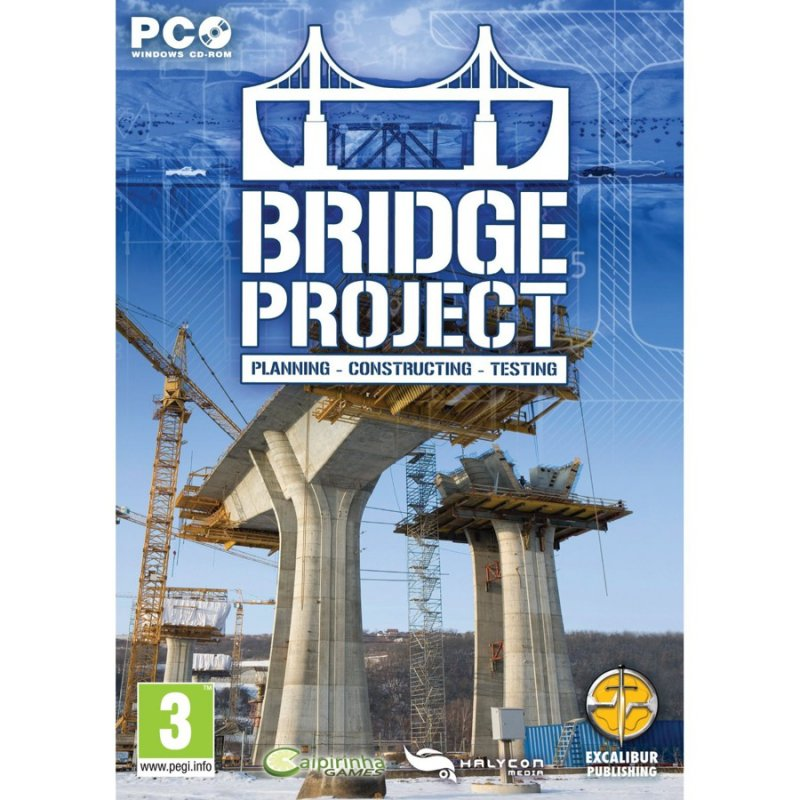 Image of   Bridge Project - PC
