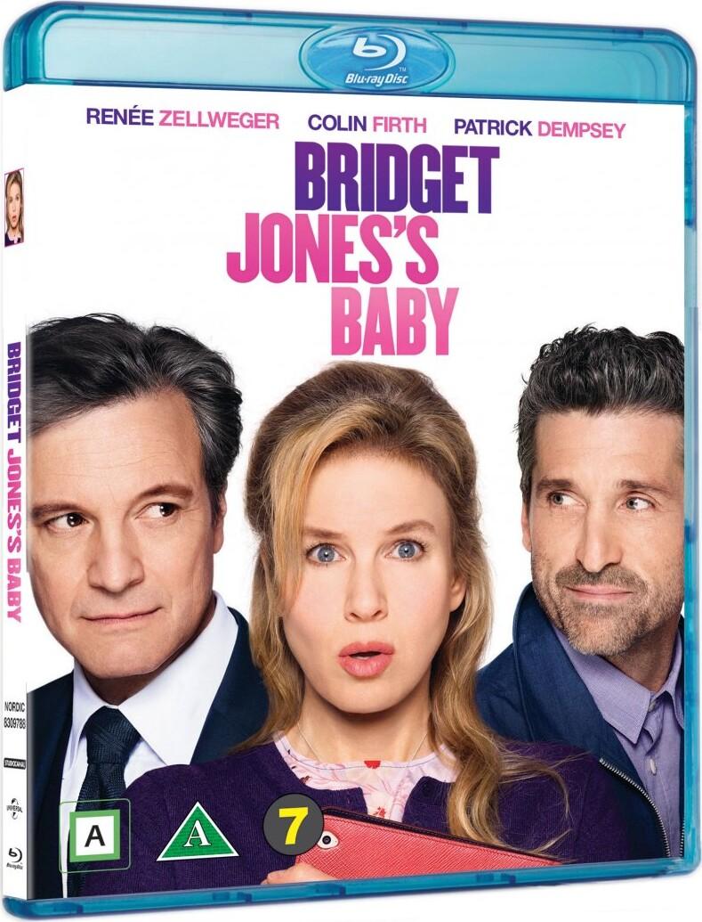Image of   Bridget Joness Baby / Bridget Jones 3 - Blu-Ray
