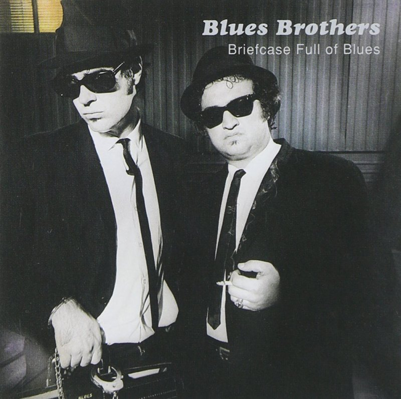 Image of   Blues Brothers - Briefcase Full Of Blues - Vinyl / LP