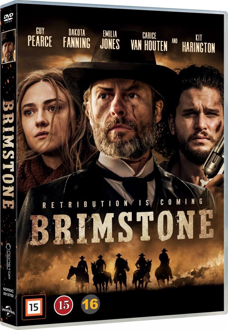 Image of   Brimstone - DVD - Film