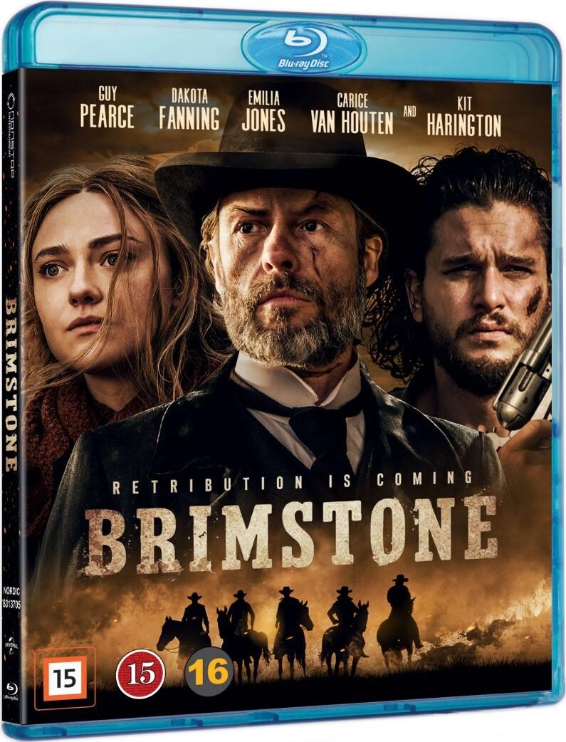 Image of   Brimstone - Blu-Ray