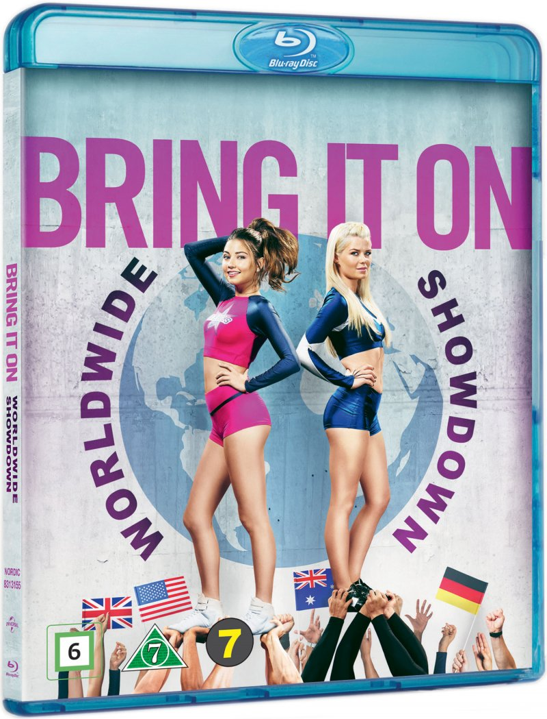 Image of   Bring It On 6 - Worldwide Showdown - Blu-Ray