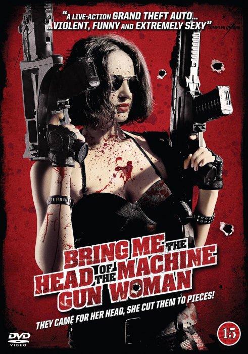 Image of   Bring Me The Head Of The Machine Gun Woman - DVD - Film