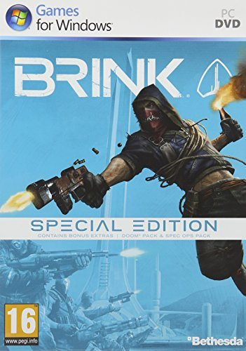 Image of   Brink - Special Edition - PC