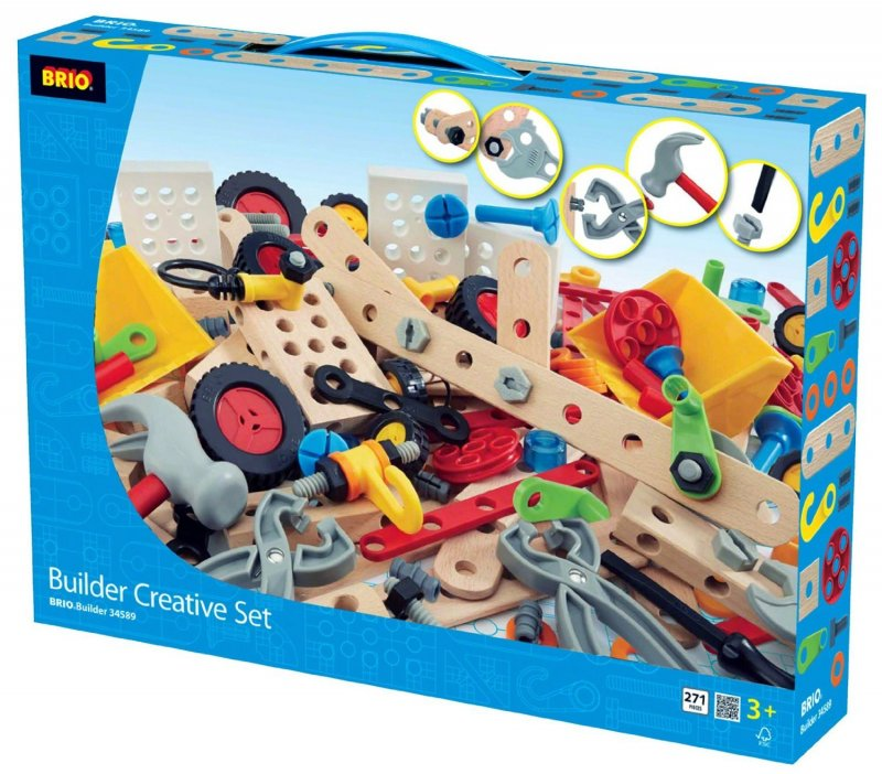 Activity Set, creative set, model 34589, construction set