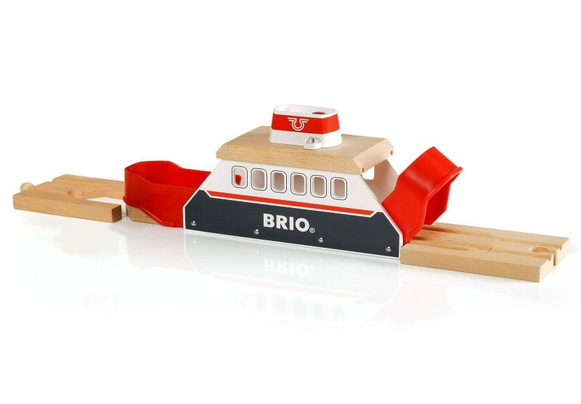 Brio Tog Færge Med Lys