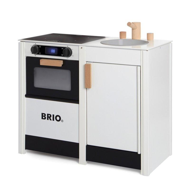 model 31360, Kitchen Combo, køkken, legetøjskøkken, lege køkken, hvid, hvidt