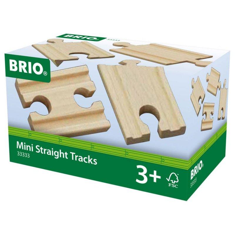 Brio Lige Togskinner - Mini