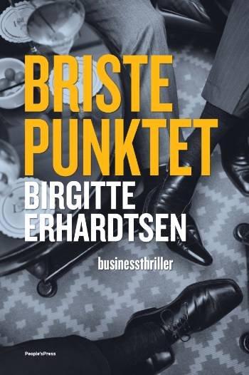 Bristepunktet - Birgitte Erhardtsen - Bog